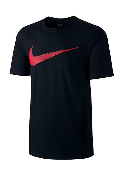 Mens Nike Sportswear Swoosh T-Shirt