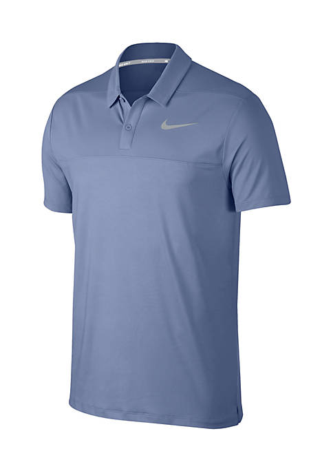 Nike® Color Block Polo
