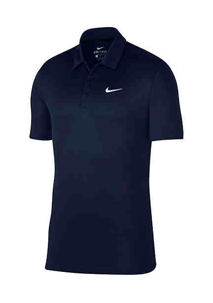 Nike® Short Sleeve Nike Polo ...