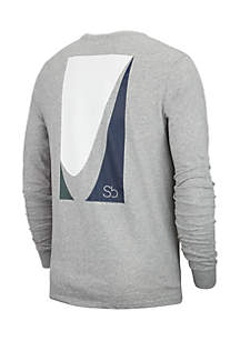 Nike SB Men's Long-Sleeve T-Shirt