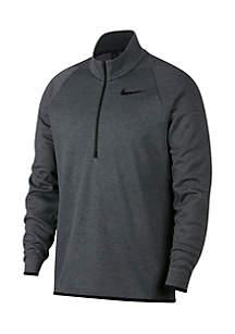 Thermal Fleece Quarter Zip Pullover
