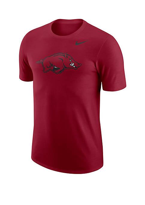 Nike® Arkansas Razorbacks Logo Tee
