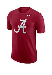 Nike® Alabama Crimson Tide Logo Tee