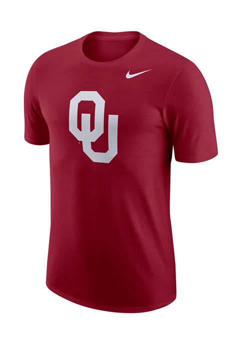 Mens NCAA Oklahoma Sooners Dri-FIT T-Shirt