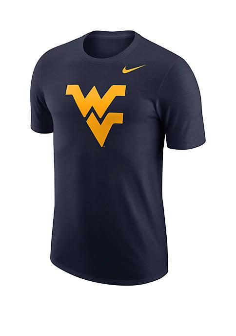 West Virginia Mountaineers Dri FIT Short Sleeve T Shirt