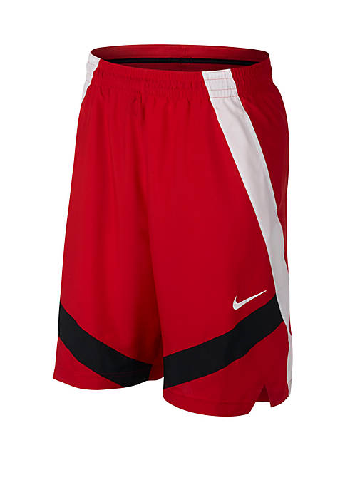 Nike® Dri-FIT Courtlines Woven Basketball Shorts