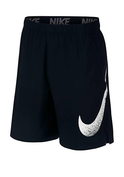 Nike® Dri-FIT Flex Graphic Training Shorts