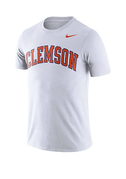 Nike® Clemson Tigers Dri FIT Short Sleeve T