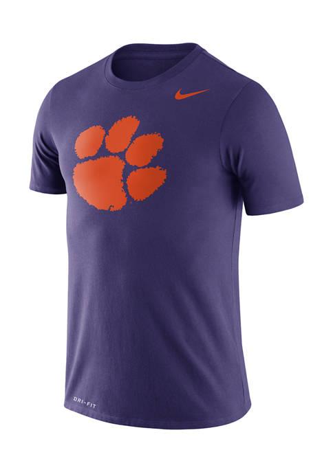 Clemson Tigers Short Sleeve Legend Logo T Shirt