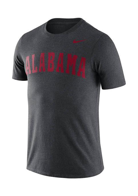 Alabama Crimson Tide Dri FIT Short Sleeve T Shirt
