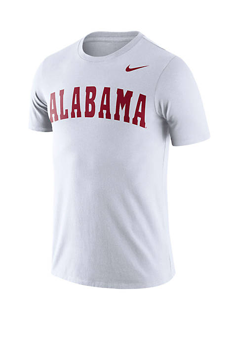 Alabama Crimson Tide Dri FIT Short Sleeve T Shirt