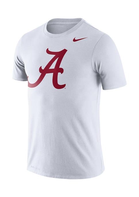 Alabama Crimson Tide Short Sleeve Legendary Logo T Shirt
