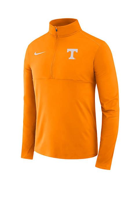 NCAA Tennessee Volunteers Long Sleeve 1/2 Zip Pullover