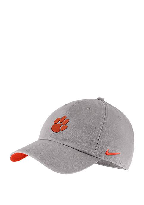 Nike® Heritage 86 Clemson Tigers Washed Cap