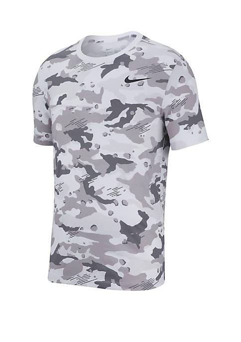Nike® Dri-FIT Camo Training T Shirt