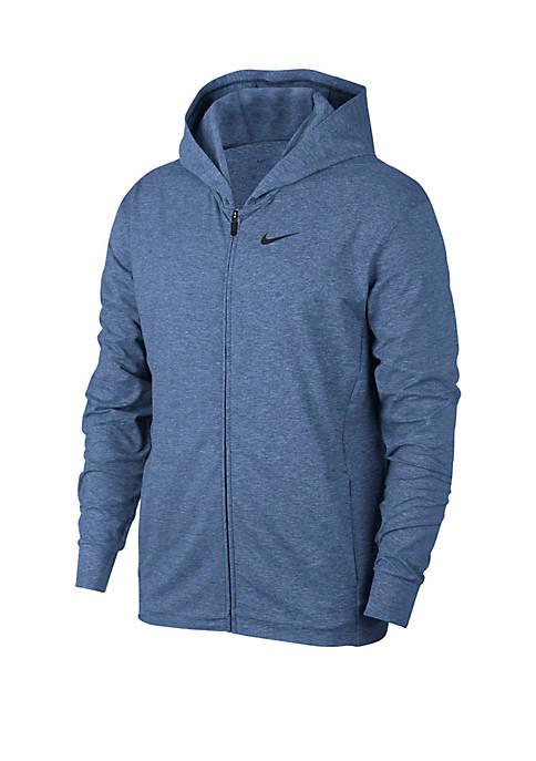 Nike® Full-Zip Training Hoodie