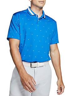 Nike® Dri FIT Vapor Printed Golf Polo Shirt