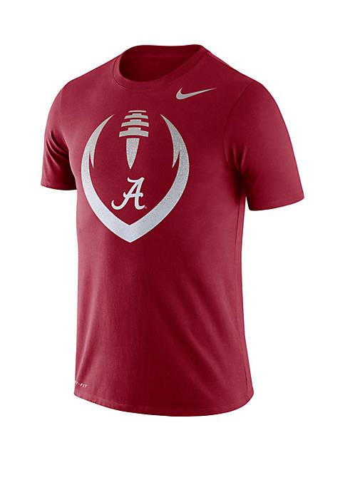 Nike® College Dri FIT Alabama Crimson Tide T