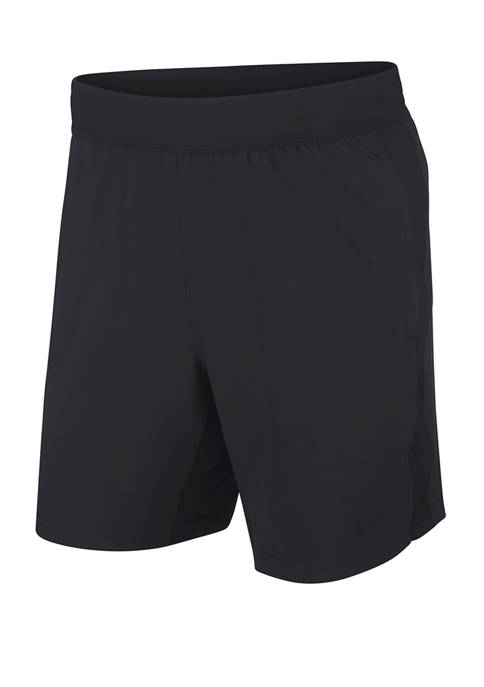 Flex Yoga Shorts