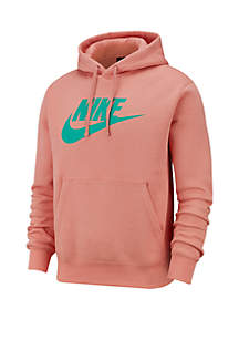 Nike® Club Fleece Graphic Pullover Hoodie
