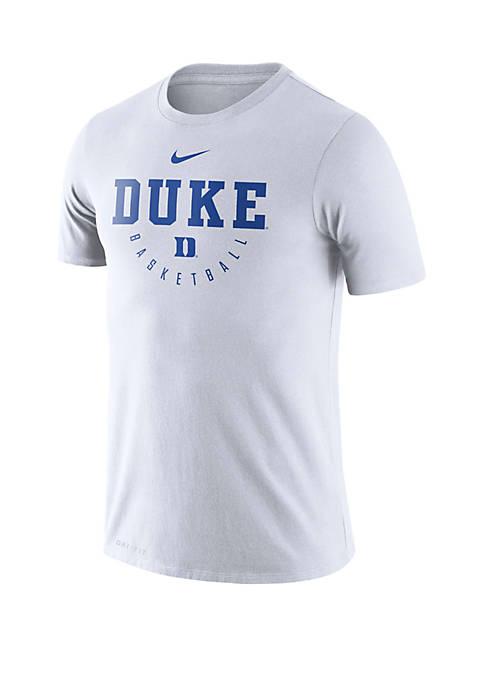 Duke Blue Devils Short Sleeve Basketball Tee