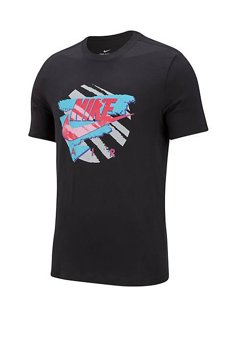 Nike® Short Sleeve Exploded T Shirt