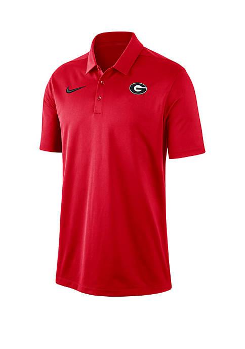 Georgia Bulldogs Dri FIT Polo Shirt
