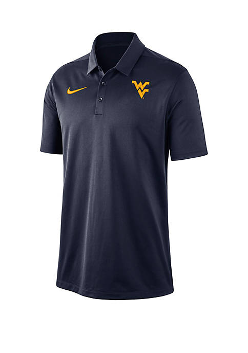 West Virginia Mountaineers Dri FIT Polo Shirt