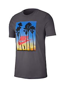 Nike® Air Short Sleeve T Shirt