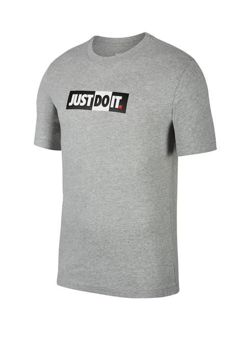Nike® JDI Bumper Graphic T-Shirt