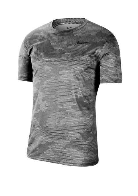 Nike Men's Dri-Fit Legend Camo Training T-Shirt