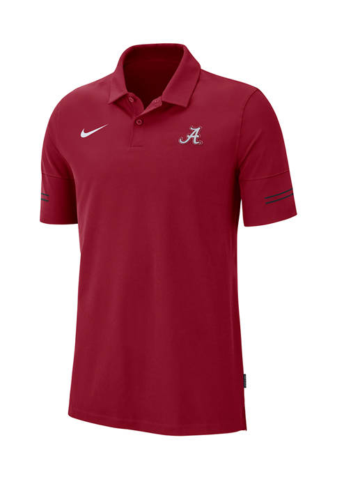 NCAA Alabama Crimson Tide Flex Polo Shirt