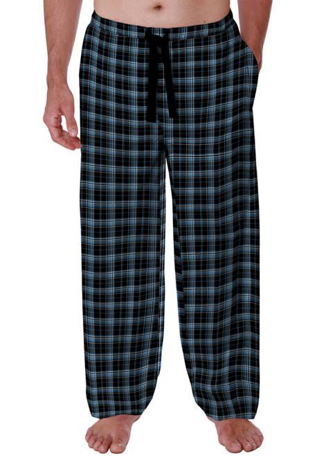 IZOD Plaid Rayon Pants