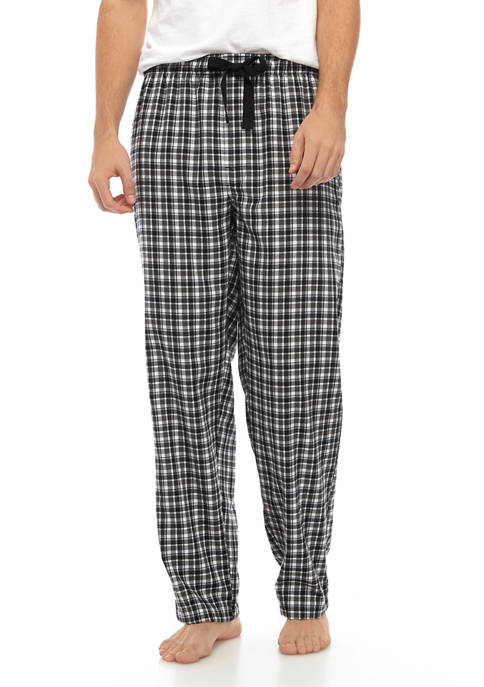 IZOD Mens Rayon Pajama Pants