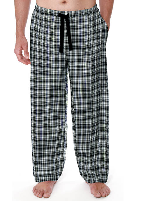 IZOD Rayon Twill Pajama Pants