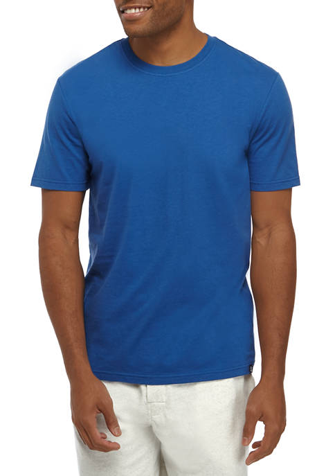 IZOD Mens Short Sleeve Crew Neck T-Shirt