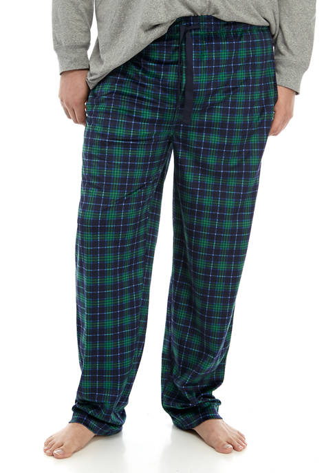 Big & Tall Silky Fleece Pants