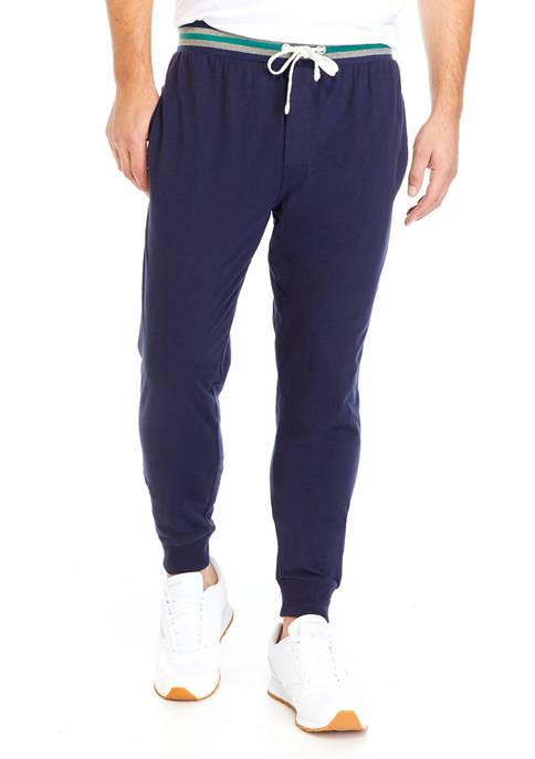 IZOD Jogger Knit Pants