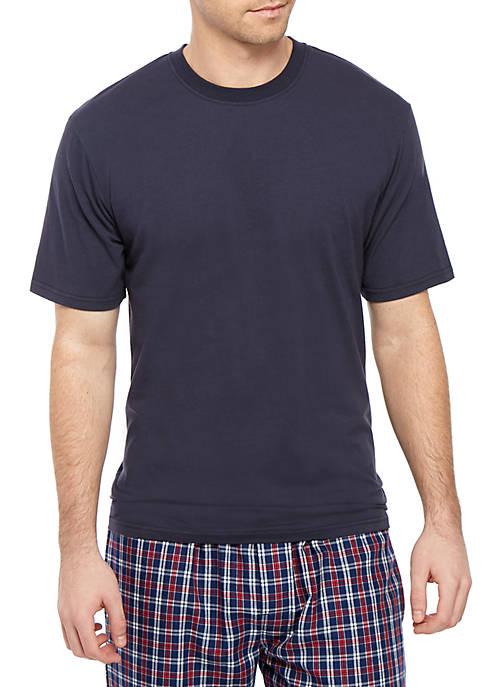 IZOD Short Sleeve Knit T Shirt