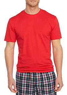 Solid Crew Neck Shirt