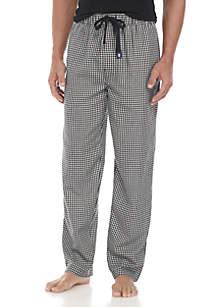 Checker Plaid Sleep Pant