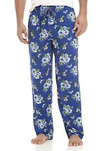 Printed Rayon Sleep Pants