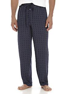 Geometric Printed Rayon Sleep Pants