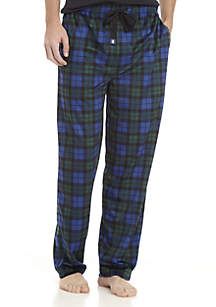 Silky Fleece Sleep Pant