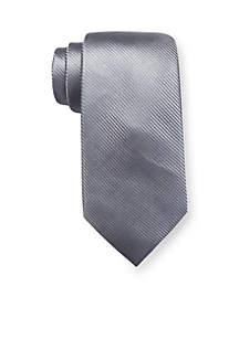 Derby Twill Stripe Tie