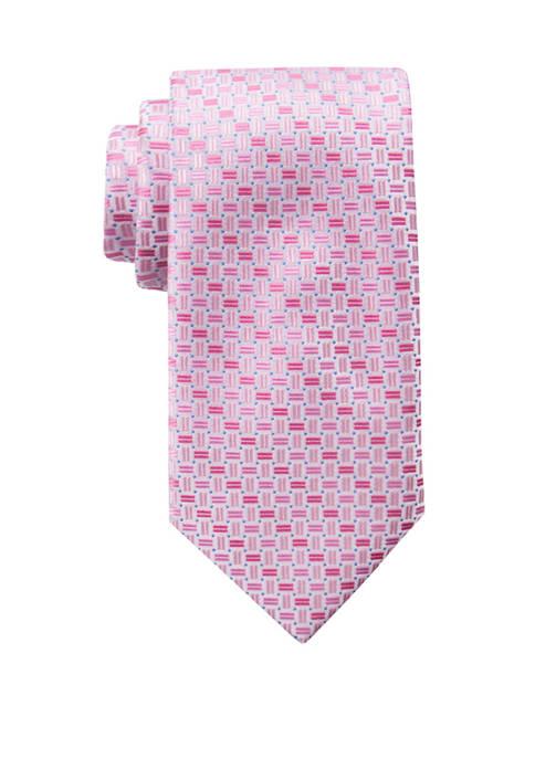 Saddlebred® Sawyer Natte Necktie