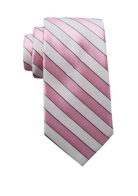 Saddlebred® Scotty Stripe Necktie