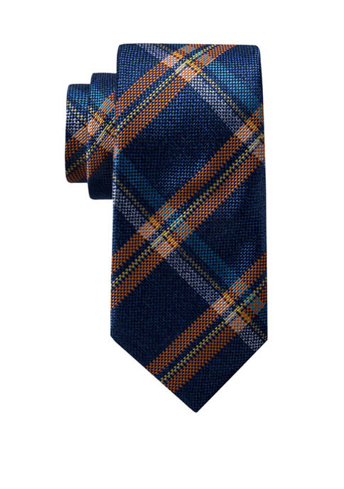 Saddlebred® Scout Plaid Necktie