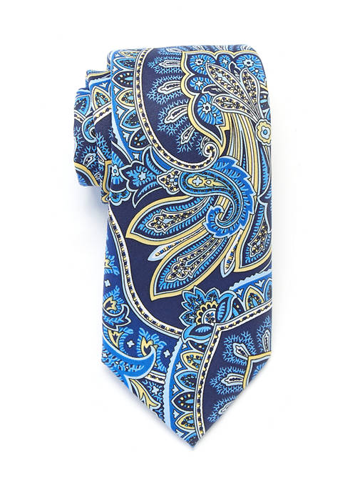 Crown & Ivy™ Tyrone Paisley Tie