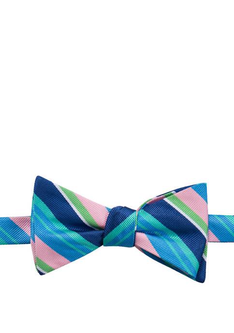 Saddlebred® Mens June Stripe Tie